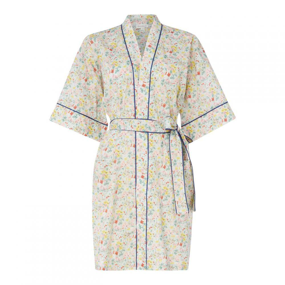 ベッドヘッド Bedhead レディース ガウン・バスローブ インナー・下着【Liberty Fabrics California Robe】BCaliBloom