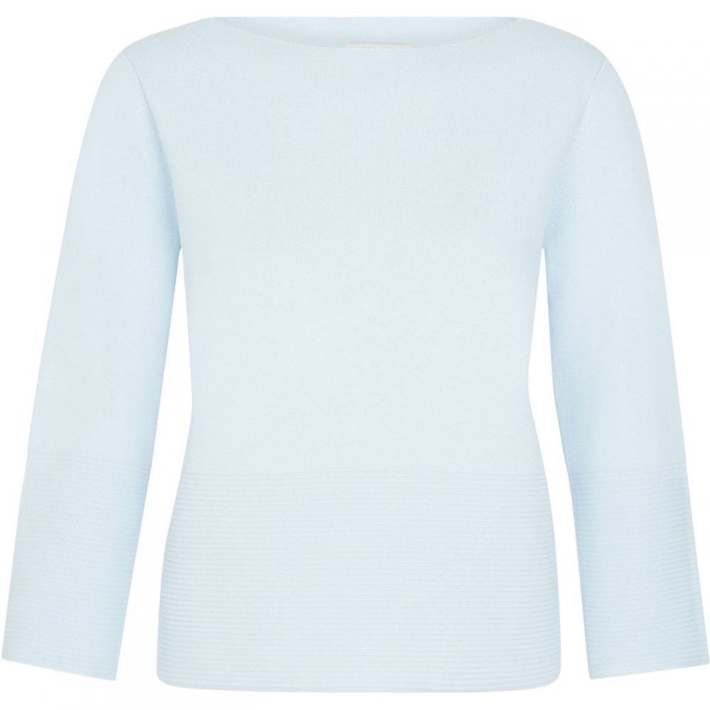 ホッブス Hobbs レディース ニット・セーター トップス【Logan Sweater】Pale Blue
