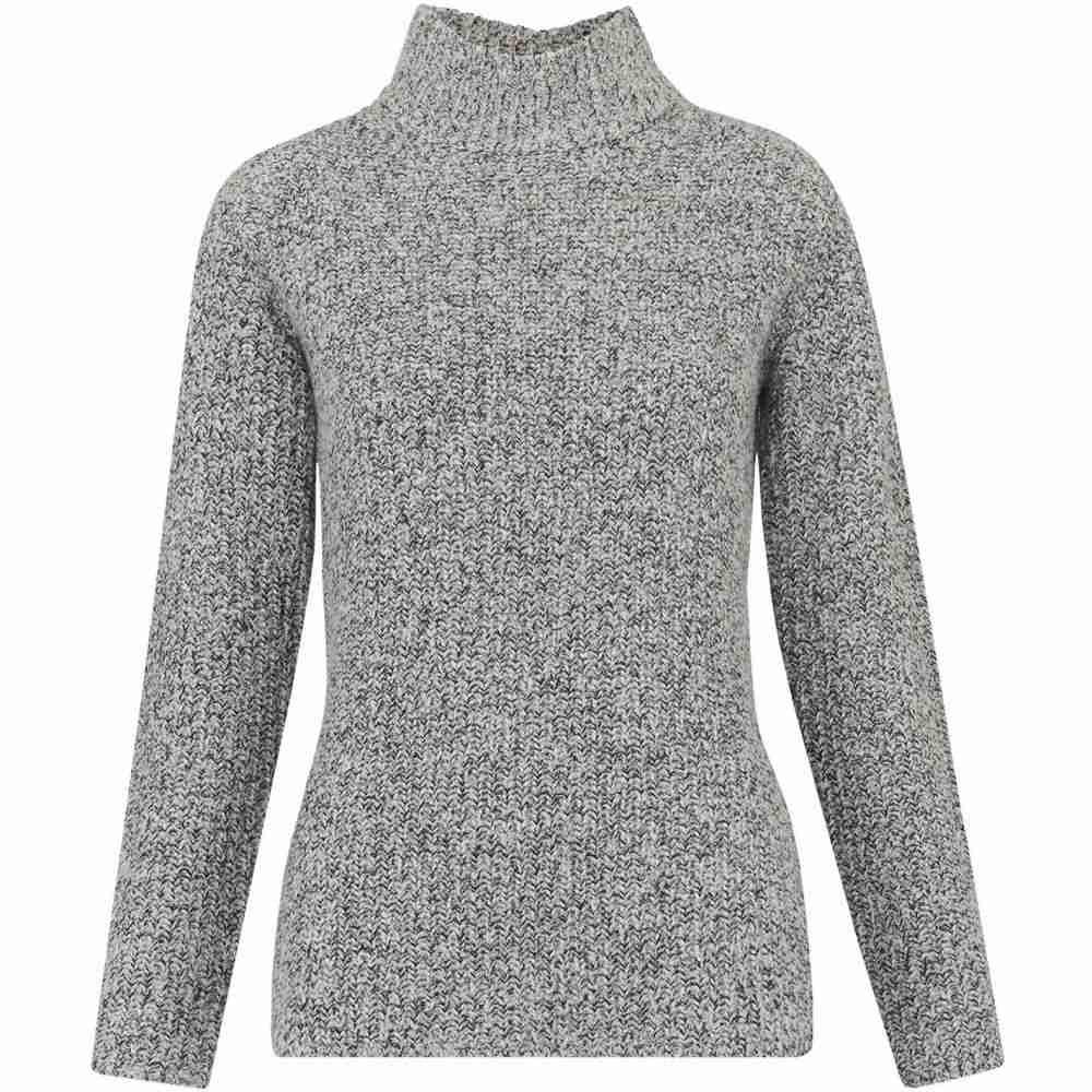 ホイッスルズ Whistles レディース ニット・セーター トップス【Anderson Split Sided Sweater】Black