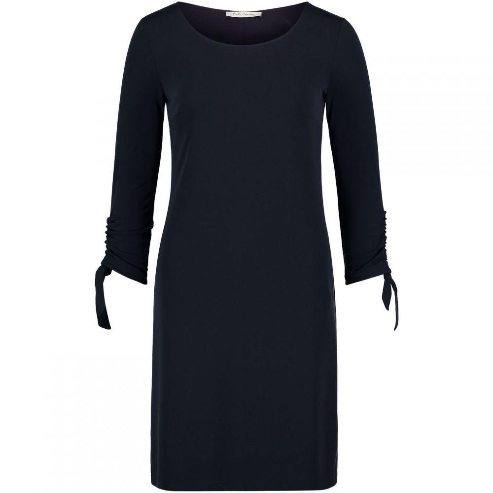 ベティー バークレイ Betty Barclay レディース ワンピース ワンピース・ドレス【Jersey Dress】Dark Blue