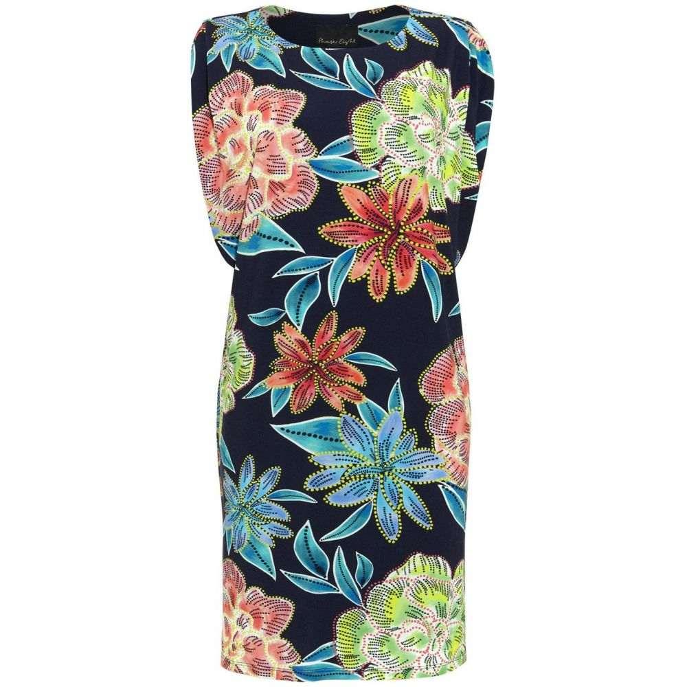 フェイズ エイト Phase Eight レディース ビーチウェア ワンピース・ドレス 水着・ビーチウェア【Delany Floral Beach Dress】Blue