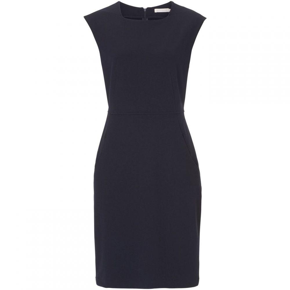 ベティー バークレイ Betty Barclay レディース ワンピース シフトドレス ワンピース・ドレス【Jersey shift dress】Blue