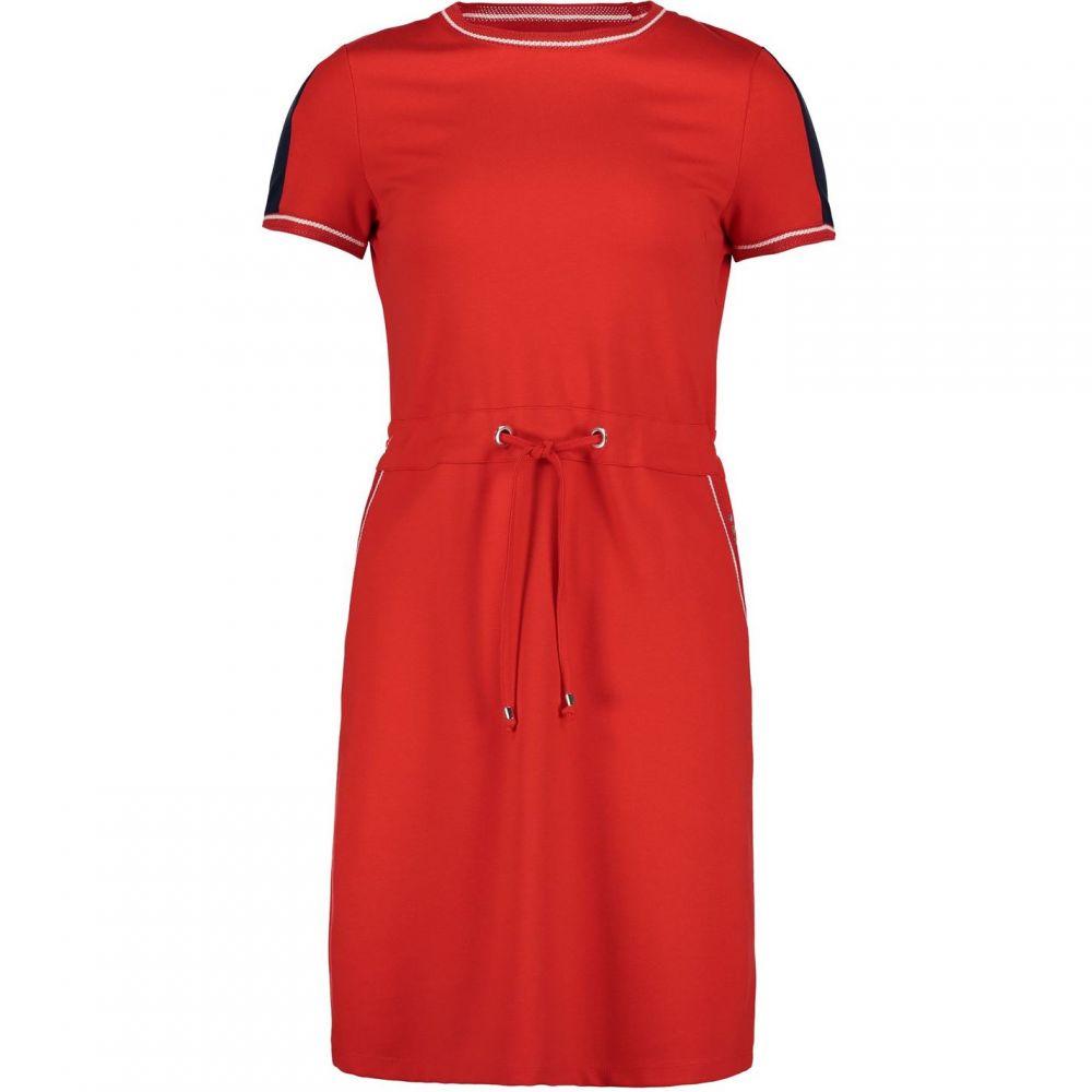 ベティー バークレイ Betty Barclay レディース ワンピース ワンピース・ドレス【Sporty Jersey Dress】Hibiscus