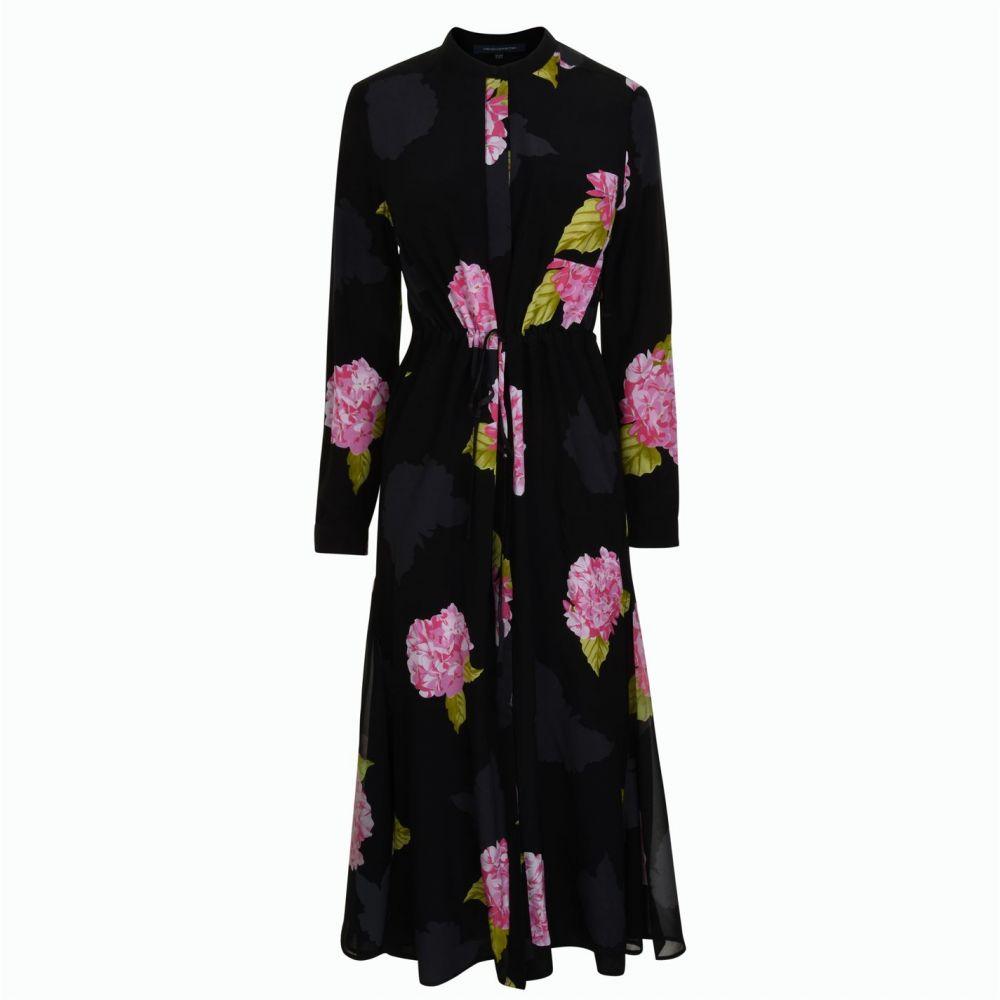 フレンチコネクション French Connection レディース ワンピース ワンピース・ドレス【Floral Dress】Black Multi
