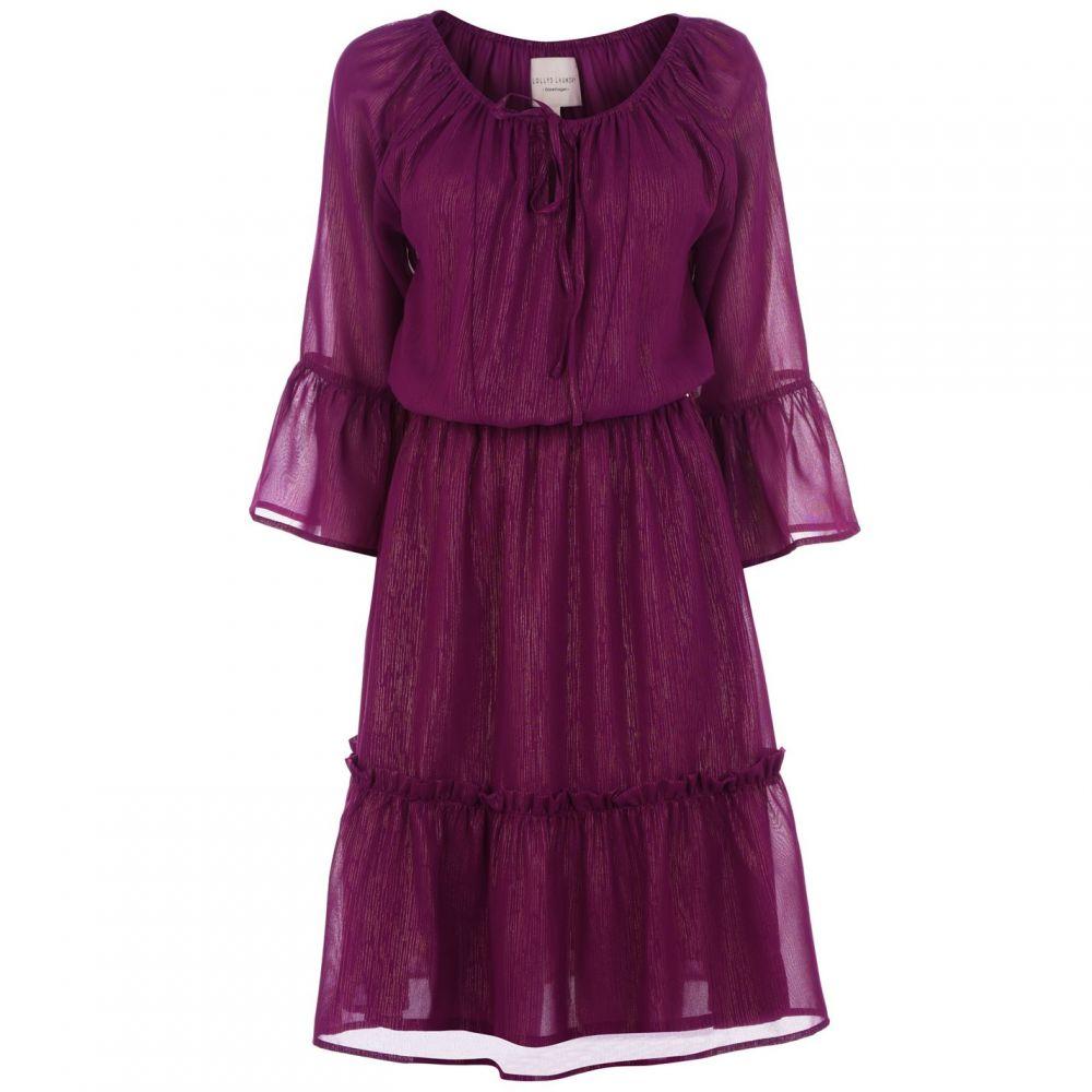 ローリーズ ランドリー Lollys Laundry レディース ワンピース ワンピース・ドレス【Lollys City Dress】PINK