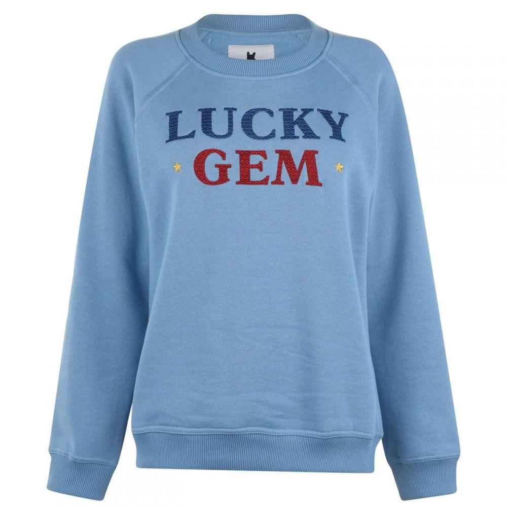 ブレイクセブン Blake Seven レディース ニット・セーター トップス【Lucky Gem Sweater】DARK BLUE