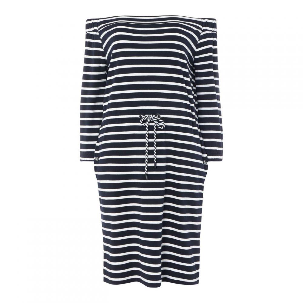 バブアー Barbour Lifestyle レディース ワンピース ワンピース・ドレス【B.LI Waves Dress】Navy