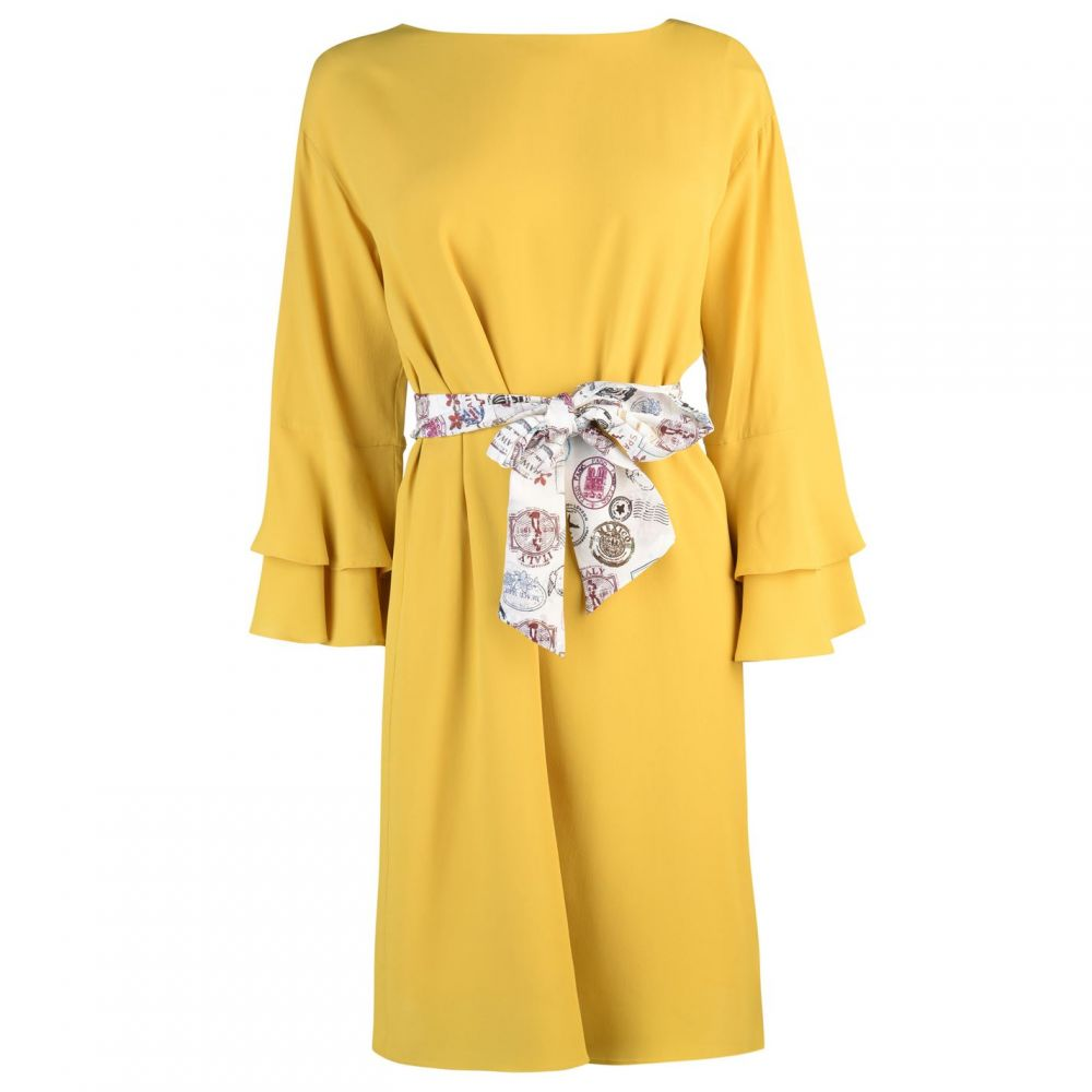 マレーラ Marella レディース ワンピース ワンピース・ドレス【Nepeta Dress】Giallo