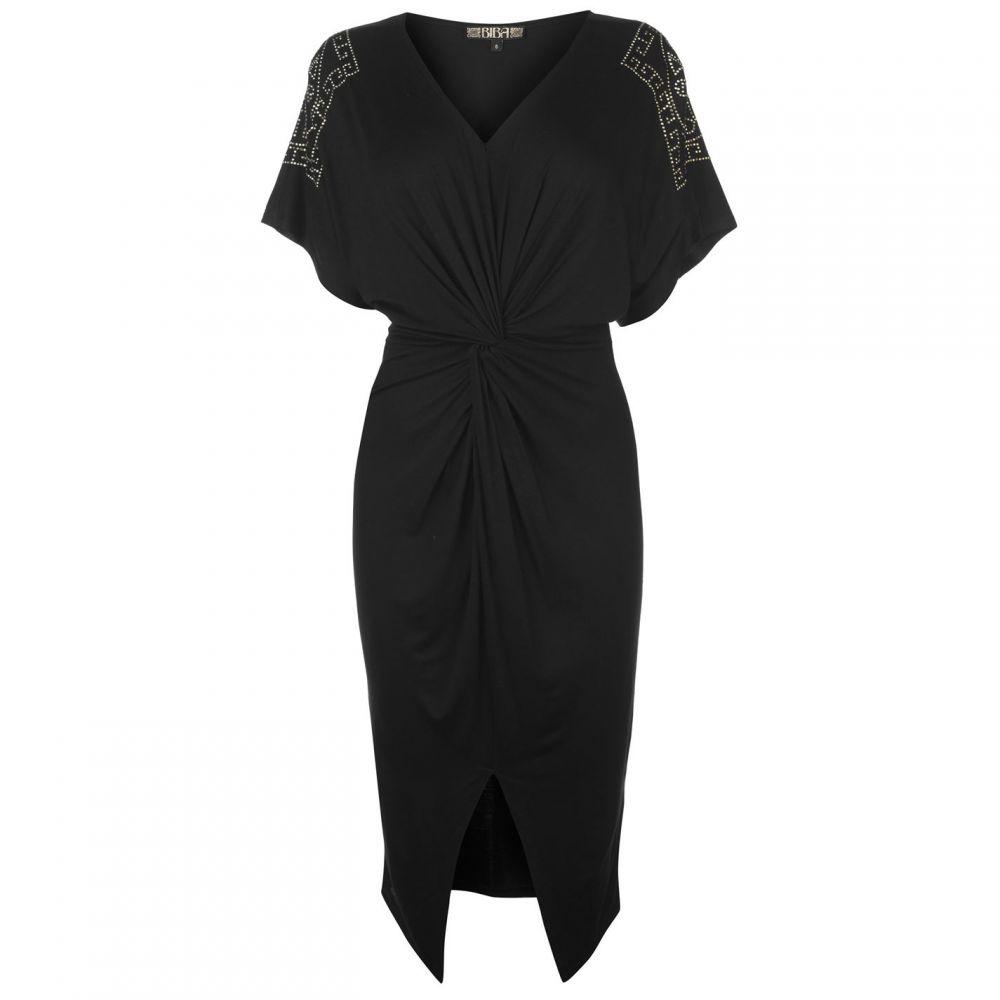 ビバ Biba レディース ワンピース ワンピース・ドレス【Heat Seal Dress】Black