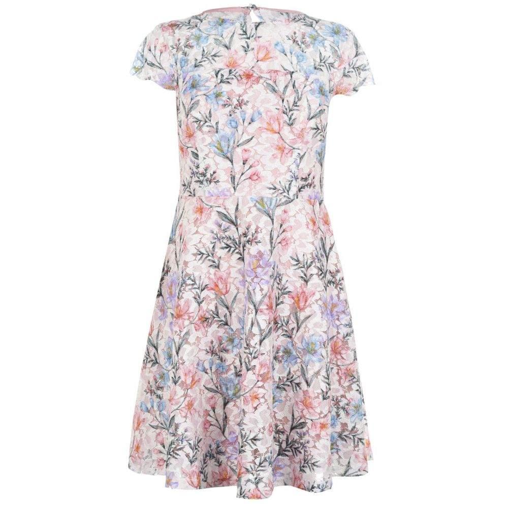 ケンジー Kensie レディース ワンピース ワンピース・ドレス【Floral Dress】BLUSH MULTI