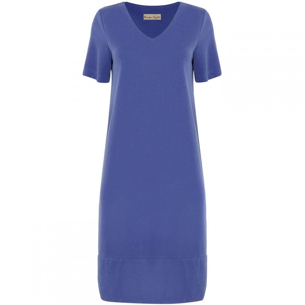 フェイズ エイト Phase Eight レディース ワンピース Tシャツワンピース ワンピース・ドレス【Tait T-Shirt Dress】Blue