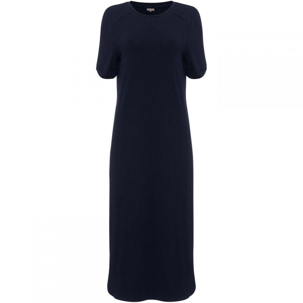 フェイズ エイト Phase Eight レディース ワンピース Tシャツワンピース ワンピース・ドレス【Theresa T-Shirt Dress】Navy