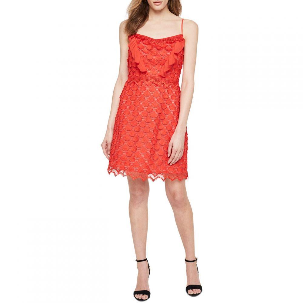ダンセル Damsel in a Dress レディース ワンピース ワンピース・ドレス【Breana Lace Dress】Red