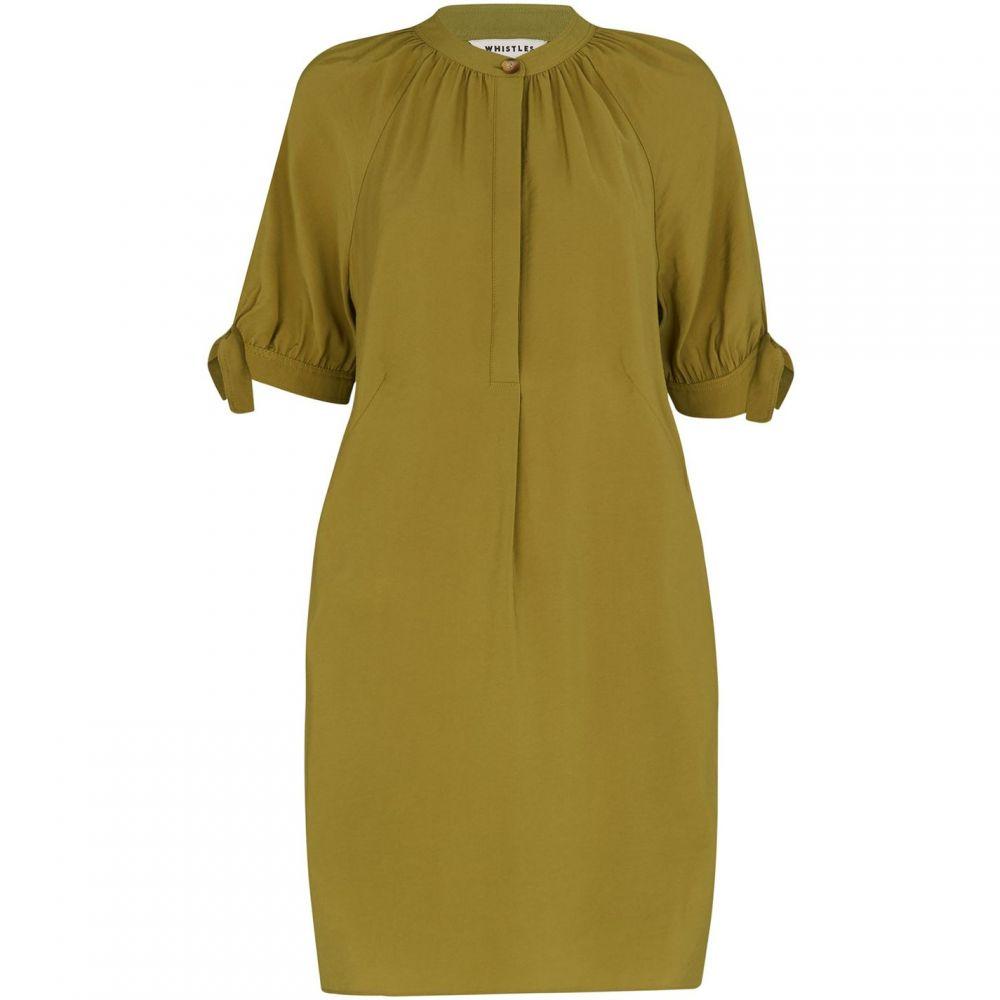 ホイッスルズ Whistles レディース ワンピース ワンピース・ドレス【Celestine Dress】Olive