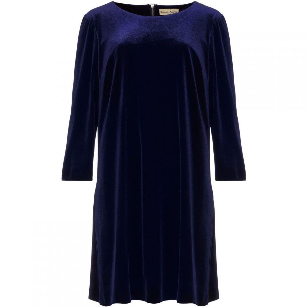 フェイズ エイト Phase Eight レディース ワンピース ワンピース・ドレス【Velvet Pia Dress】Cobalt