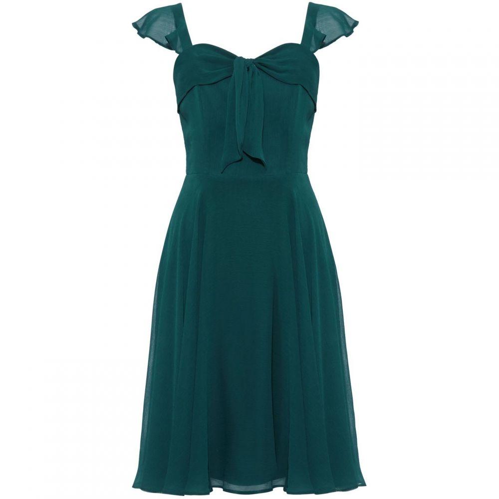 フェイズ エイト Phase Eight レディース ワンピース ワンピース・ドレス【Kendall Georgette Dress】Jade