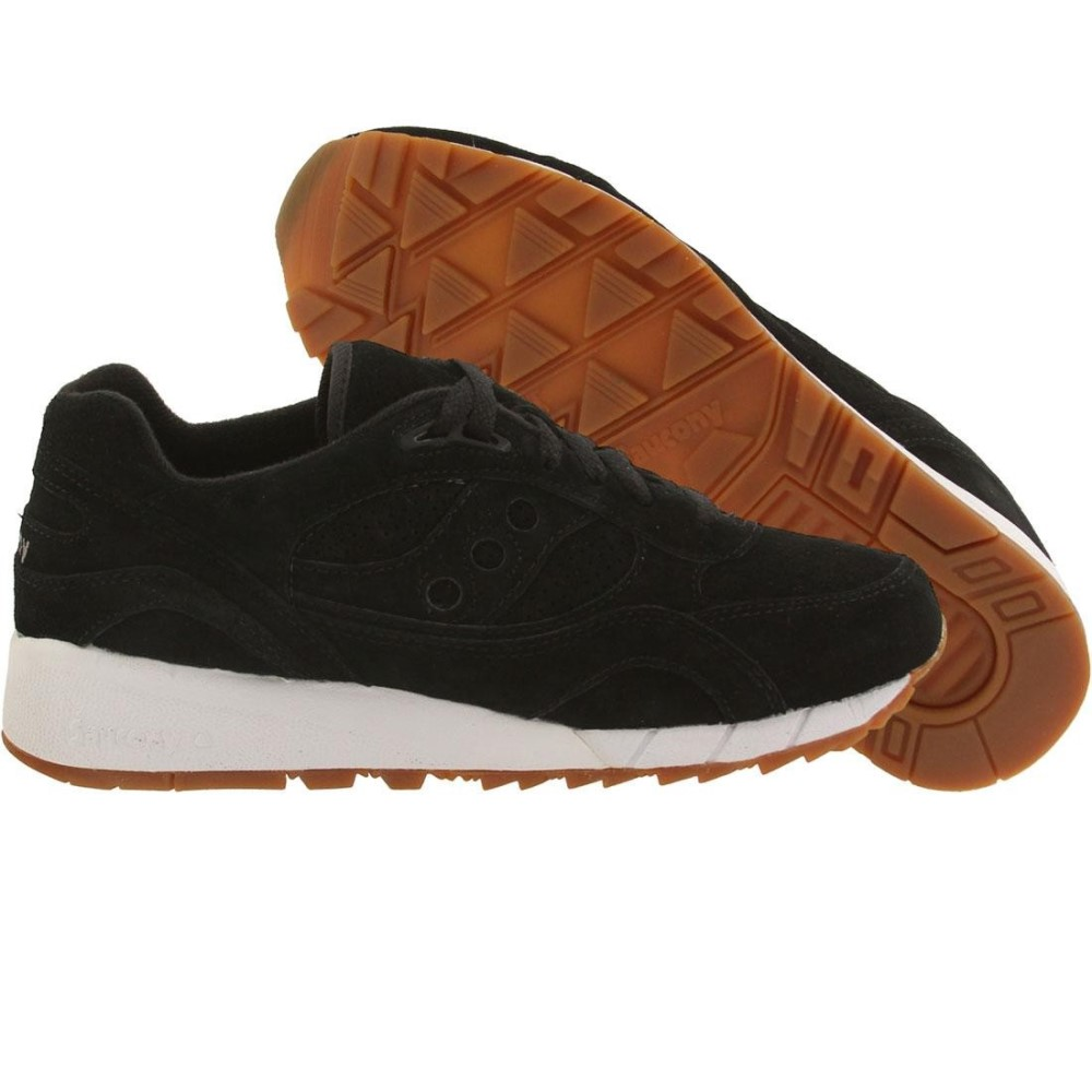 サッカニー Saucony シューズ・靴 スニーカー【Saucony Men Shadow 6000 - Irish Coffee Pack Black Coffee 】