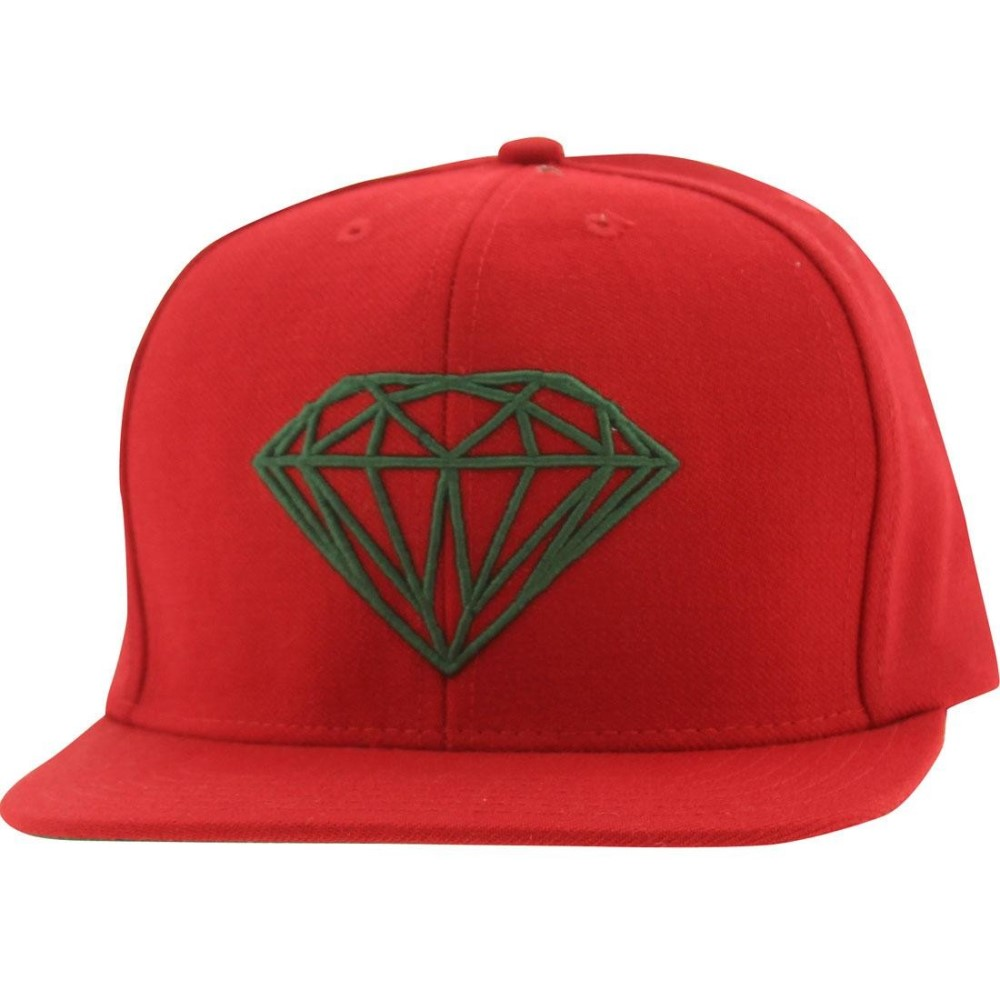 ダイヤモンドサプライ Diamond Supply Co 帽子 キャップ【Diamond Supply Co Brilliant Snapback Cap 】