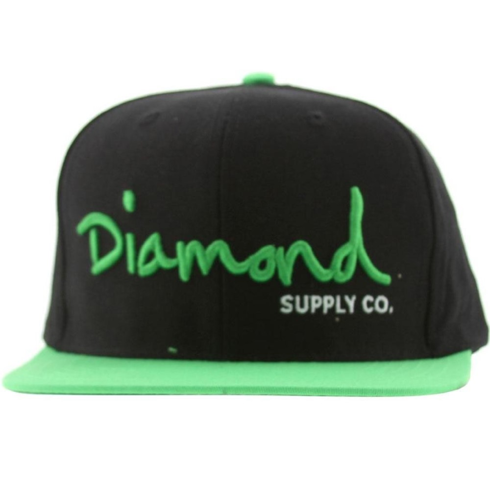 100%の保証 ダイヤモンドサプライ Diamond Supply Co 帽子 キャップ【Diamond O.G. Supply Supply Co Supply O.G. Script Snapback Cap】, マッキー:ca0dbed7 --- peninsulafertilizantes.com.br