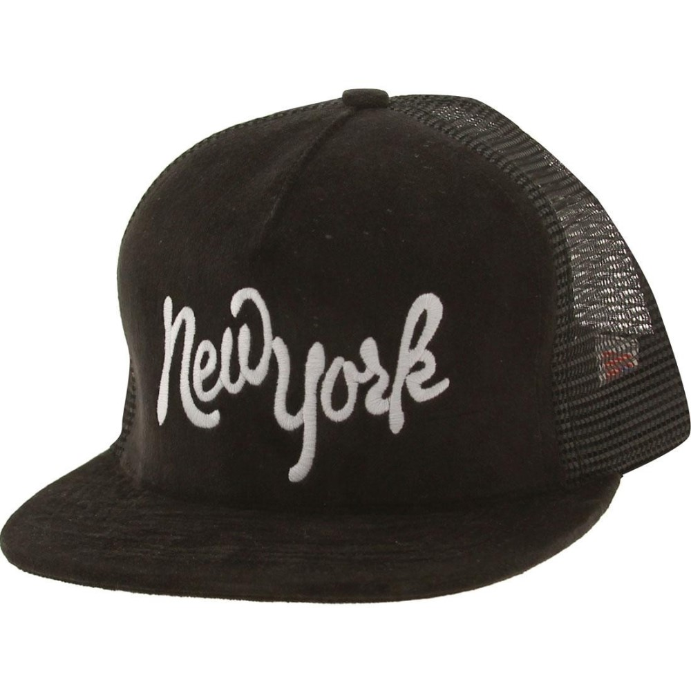 サー SSUR 帽子 キャップ【SSUR New York Applique Snapback Cap 】