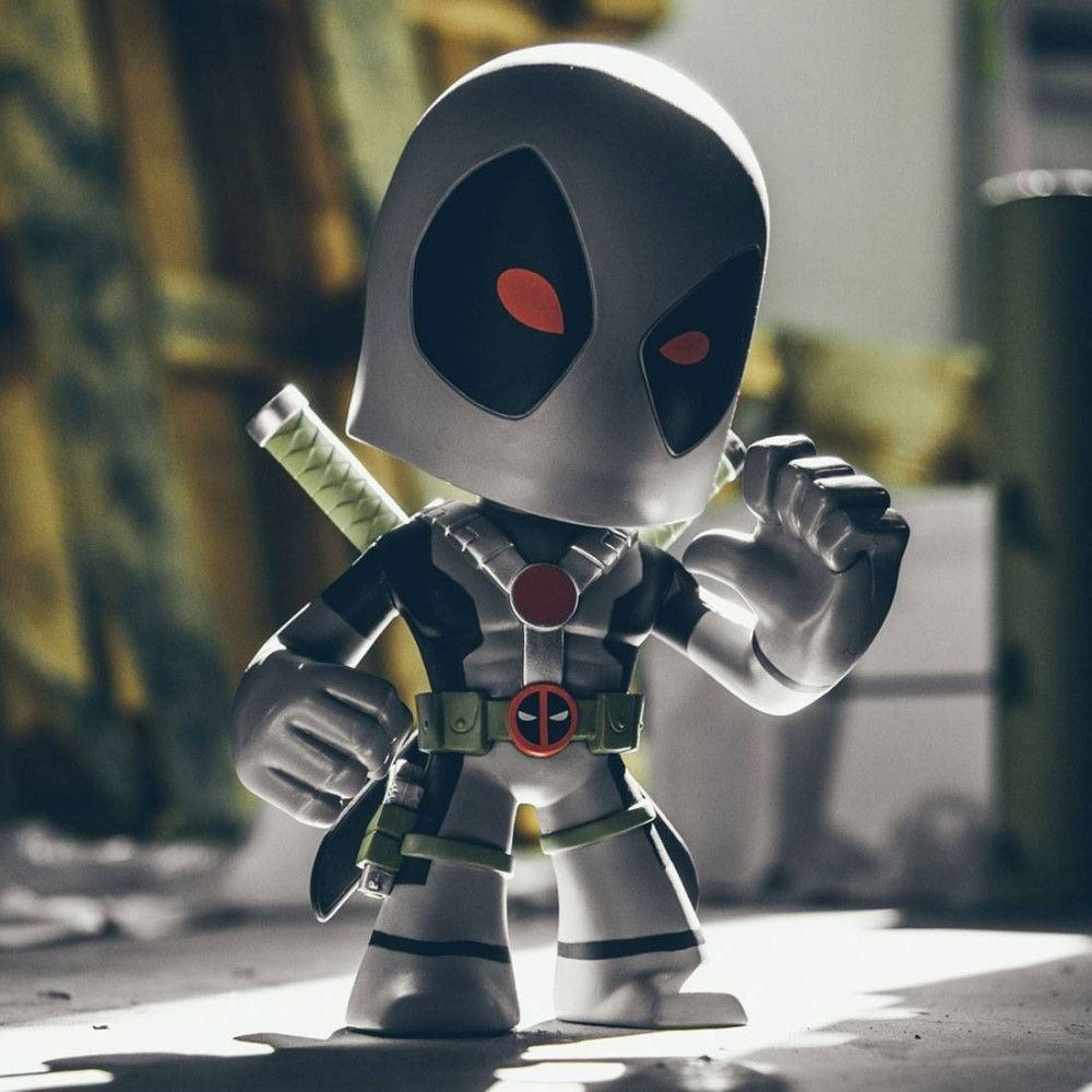 ファンコ Funko おもちゃ 【BAIT WonderCon Exclusive x Funko Marvel Deadpool Super Deluxe 9 Inch Vinyl Figure - X-Force 】