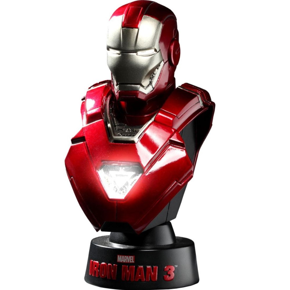 ホットトイズ Hot Toys おもちゃ 【Hot Toys Iron Man 3 Iron Man Mark 33 1/6 Scale Bust Figure 】