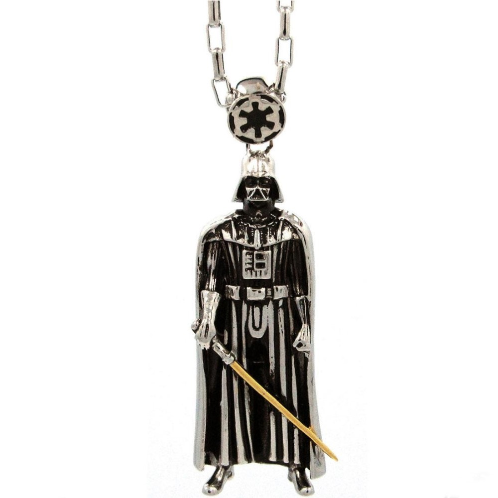 ハンチョロ Han Cholo アクセサリー ネックレス【Han Cholo x Star Wars Darth Vader Pendant Necklace】