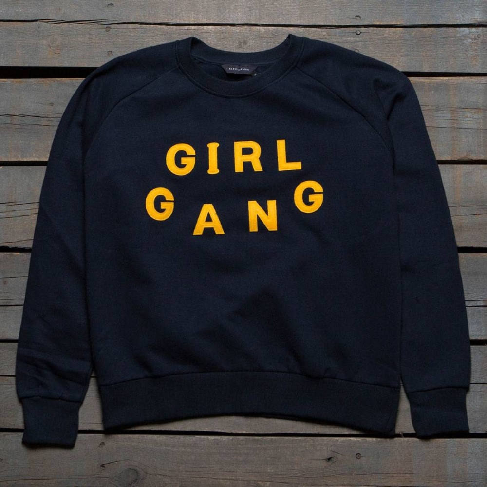 イレブンパリ Eleven Paris トップス ニット・セーター【Eleven Paris x Blondie Girl Gang Sweater】