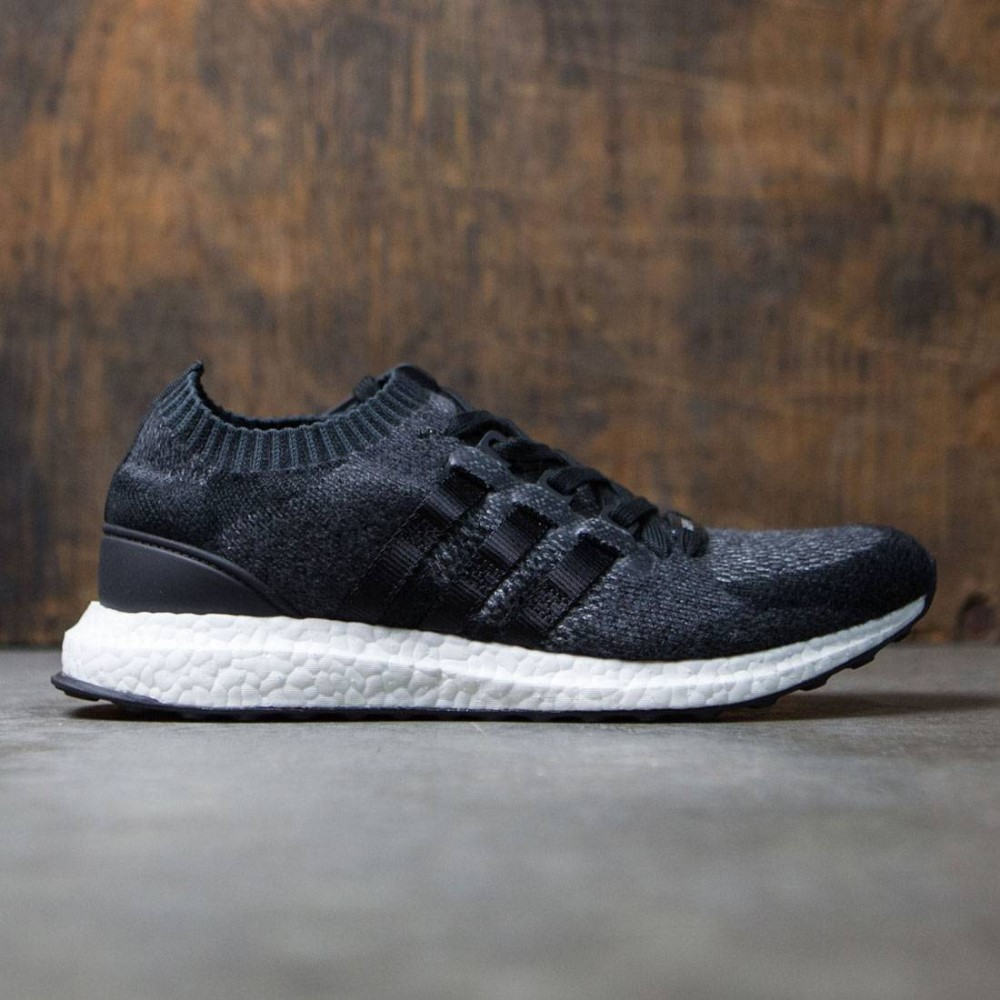 アディダス メンズ シューズ・靴 スニーカー【Adidas EQT Support Ultra Primeknit】black / core black / footwear white
