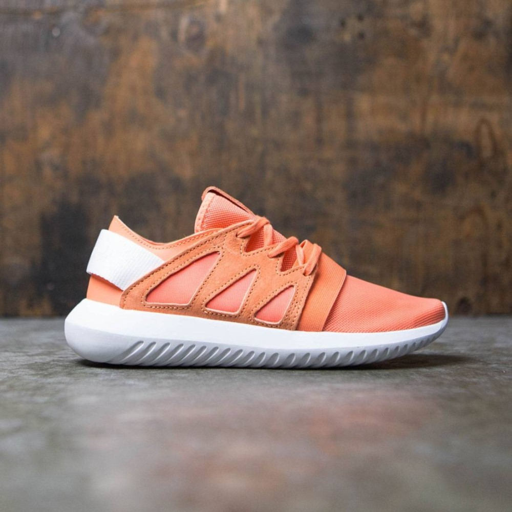 アディダス レディース シューズ・靴 スニーカー【Adidas Tubular Viral】orange / easy orange / energy orange / footwear white