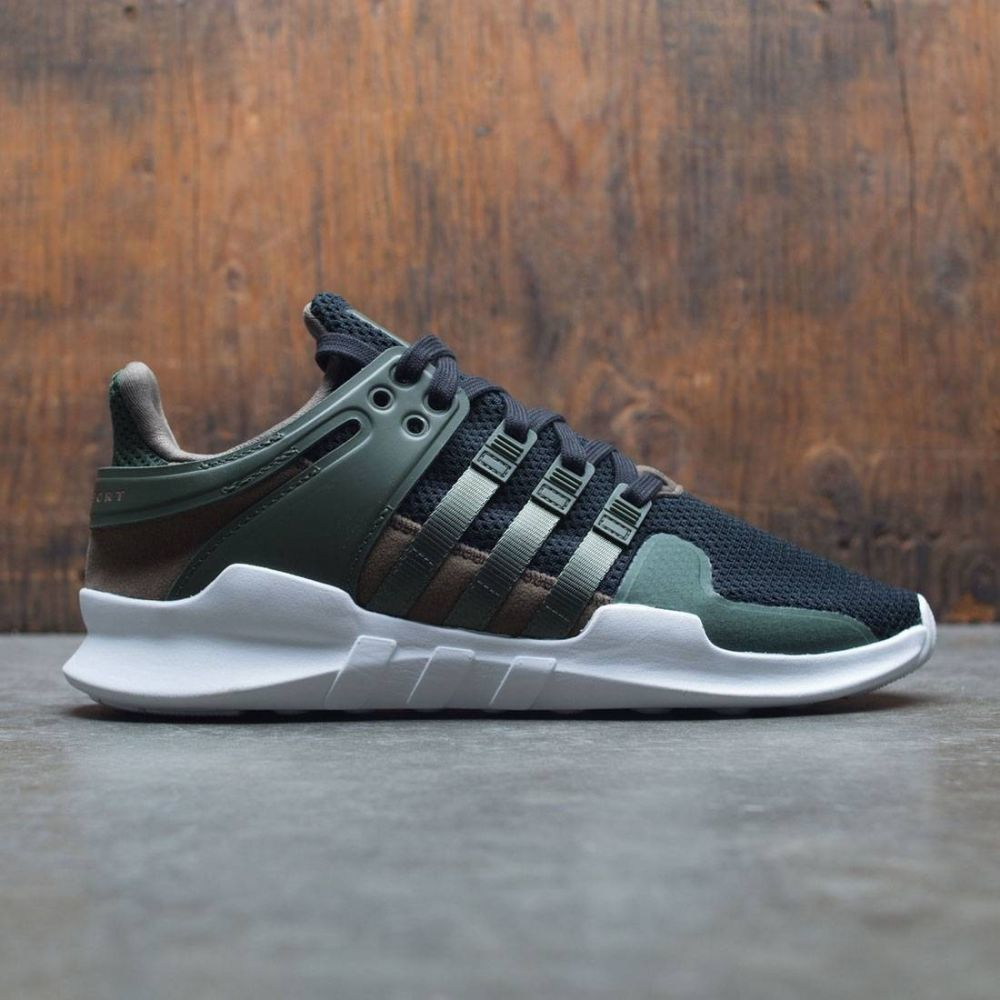 アディダス Adidas メンズ シューズ・靴 スニーカー【Equipment Support ADV】green / branch / core black / shadow green