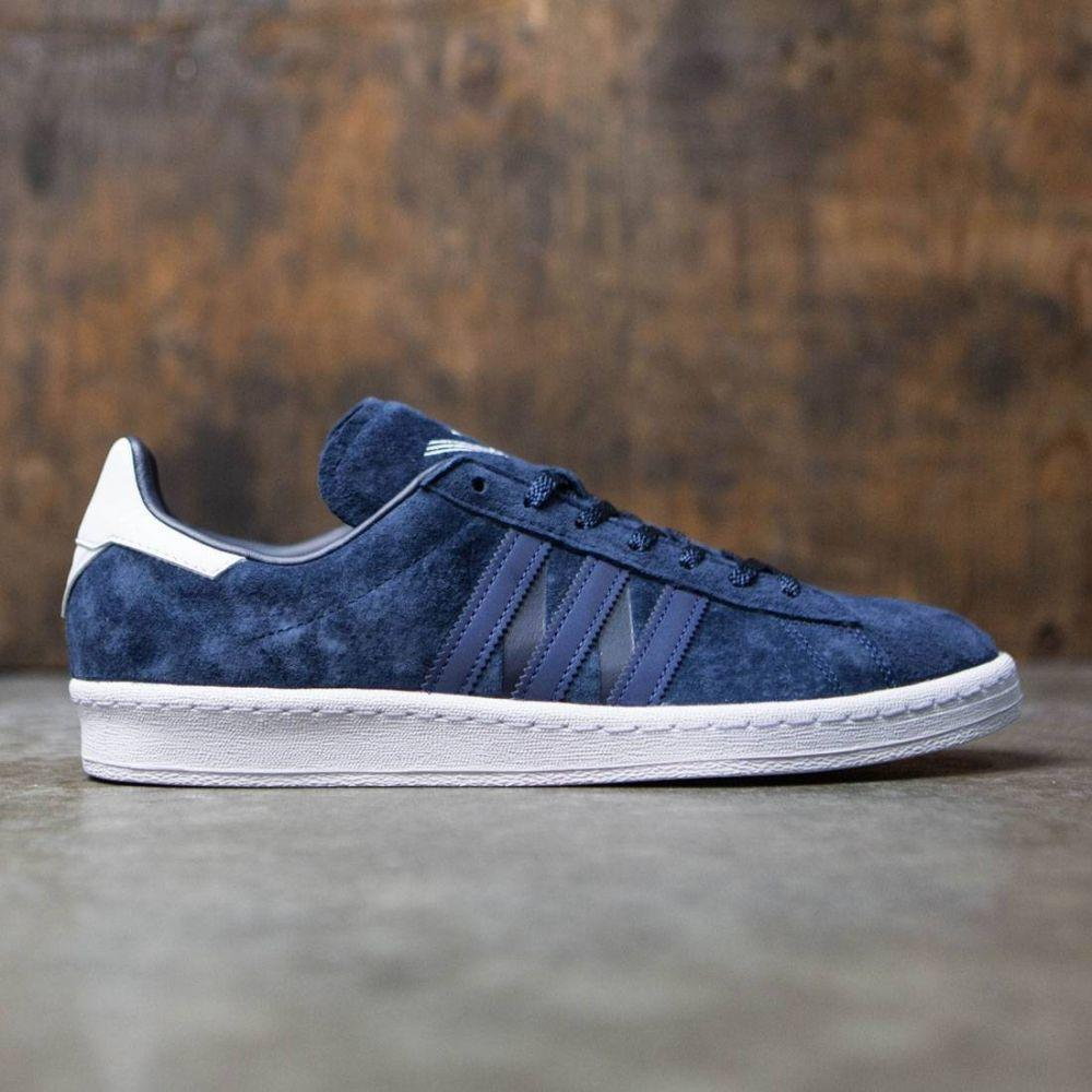 アディダス Adidas メンズ シューズ・靴 スニーカー【WM CAMPUS 80s】navy / collegiate navy / mystery blue / footwear white
