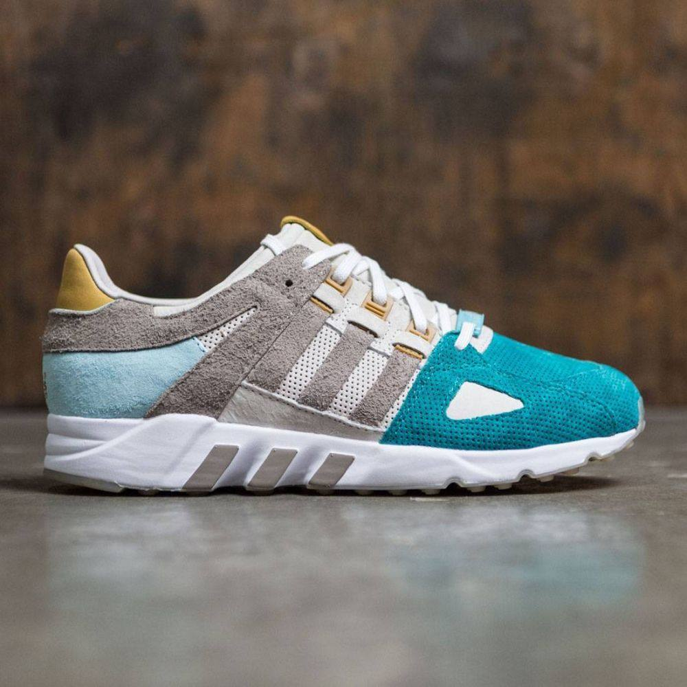 アディダス Adidas メンズ シューズ・靴 スニーカー【Consortium x Sneakers76 Equipment Running Guidance 93】teal / clear granite / light onix / mineral green