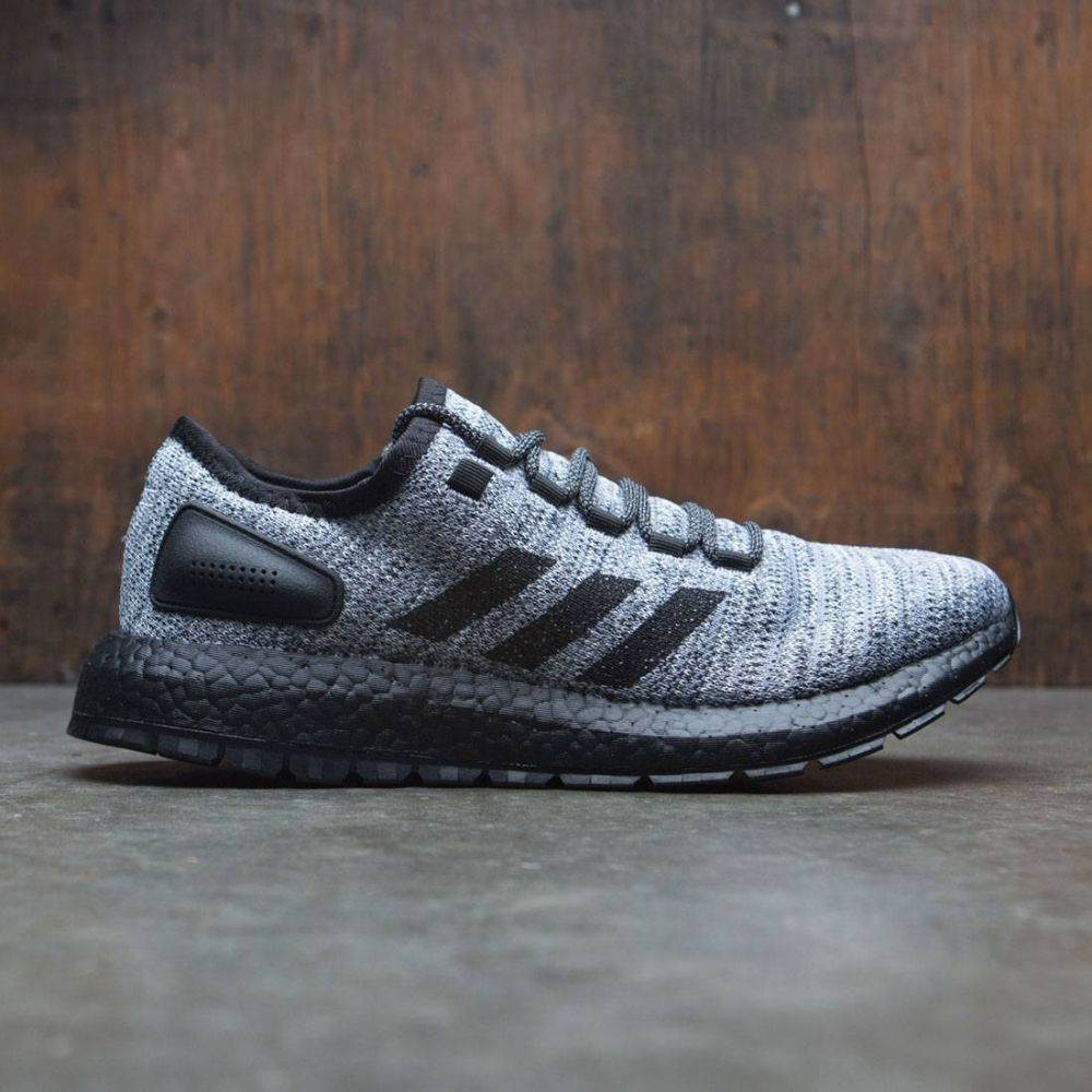アディダス Adidas メンズ シューズ・靴 スニーカー【PureBOOST All Terrain】white / core black / grey three