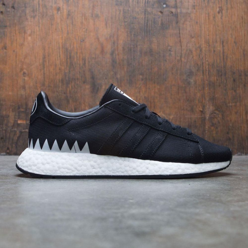 アディダス Adidas メンズ シューズ・靴 スニーカー【x Neighborhood Chop Shop】black / core black / footwear white