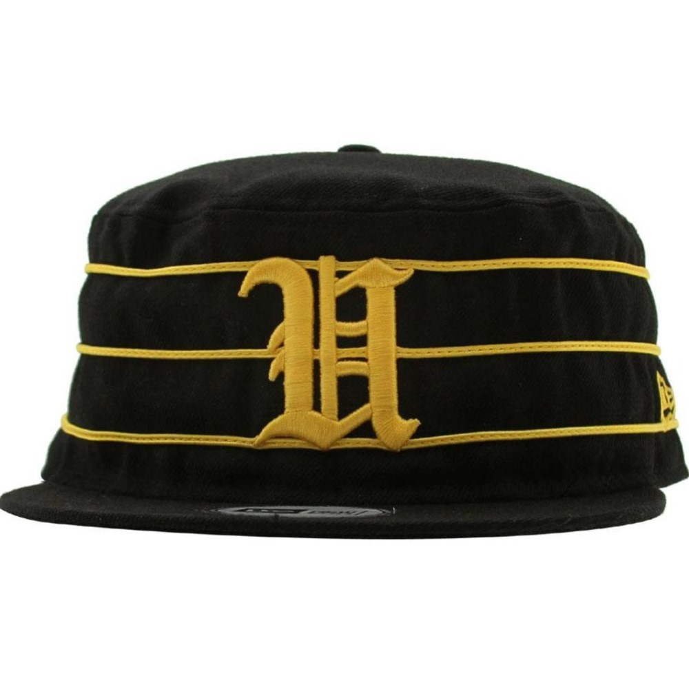 アンディフィーテッド Undefeated 帽子 キャップ【Undefeated Tiger U Pillbox New Era Fitted Cap 】