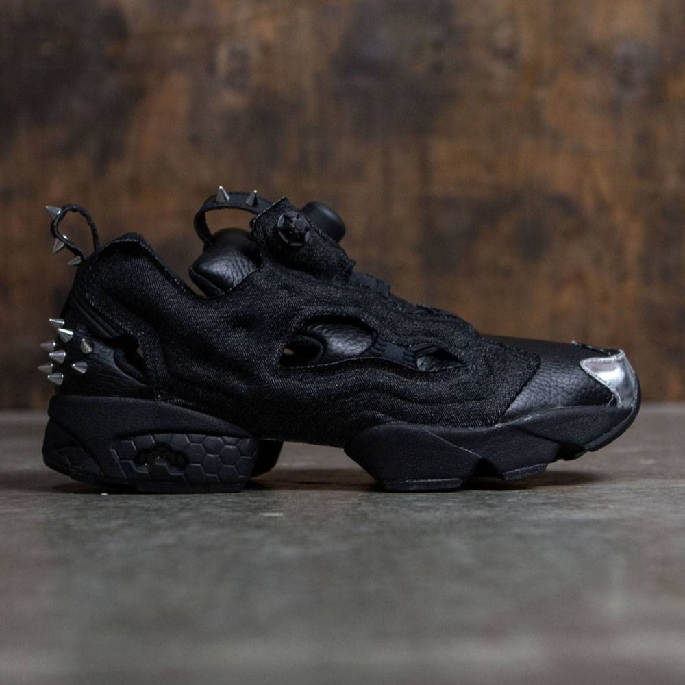 リーボック Reebok メンズ シューズ・靴 スニーカー【InstaPump Fury OG Halloween】black / siliver metallic