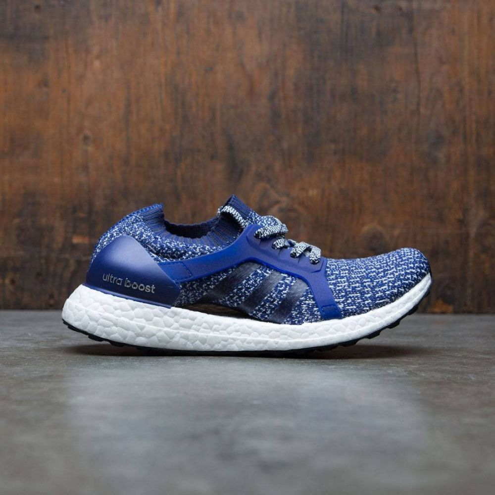 アディダス Adidas レディース シューズ・靴 スニーカー【UltraBOOST X】blue / mystery ink / noble ink / grey one