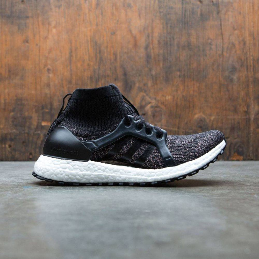 アディダス Adidas レディース シューズ・靴 スニーカー【UltraBOOST X All Terrain LTD】black / core black / tech rust metallic
