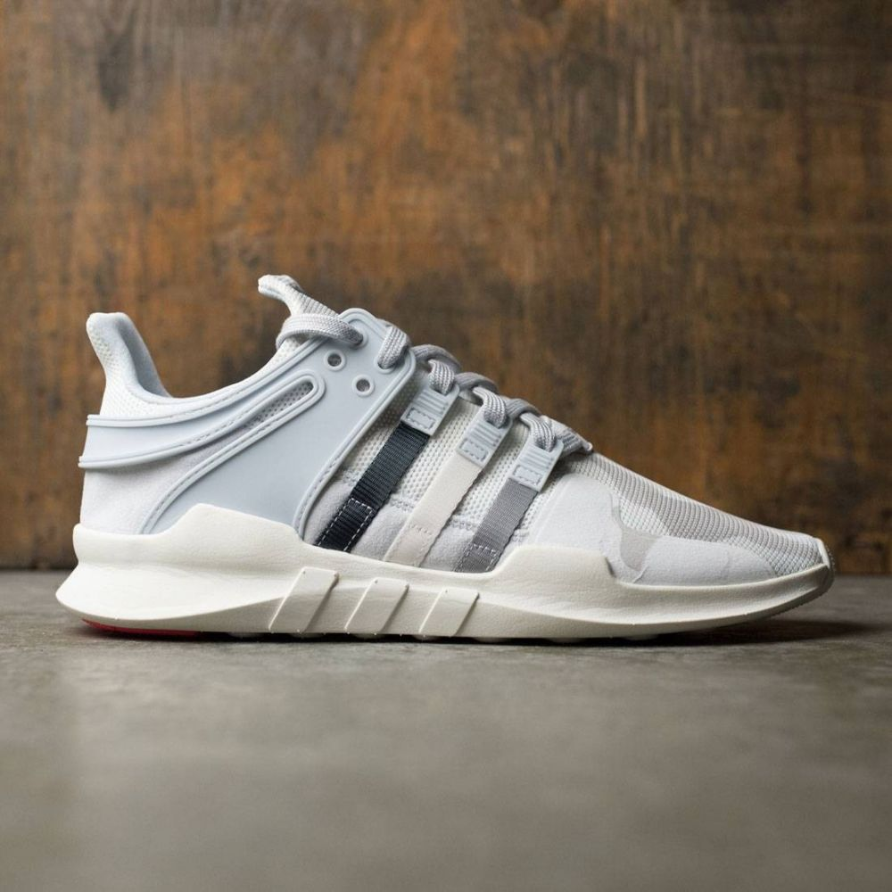 アディダス Adidas メンズ スニーカー シューズ・靴【EQT Support ADV】white/mid grey/vintage white