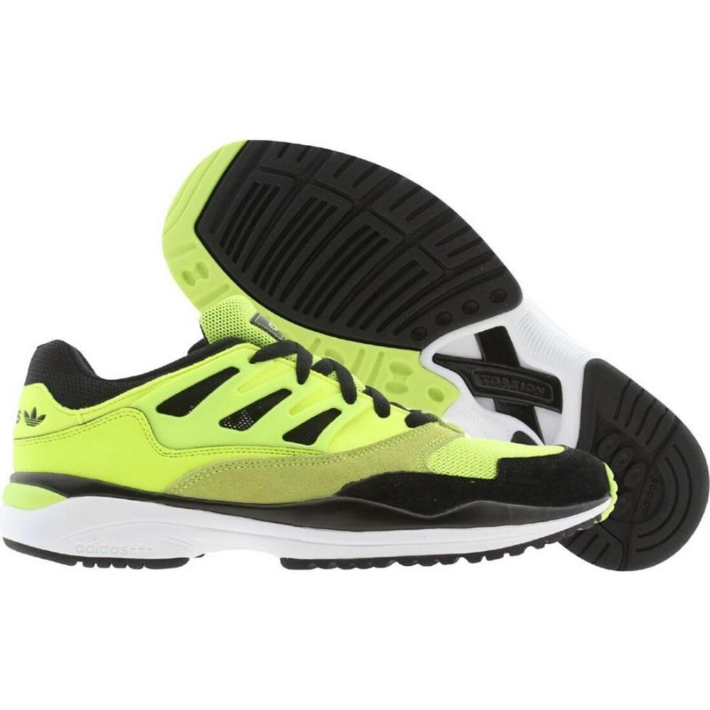 アディダス Adidas メンズ スニーカー シューズ・靴【Torsion Allegra X】electric/black/runninwhite