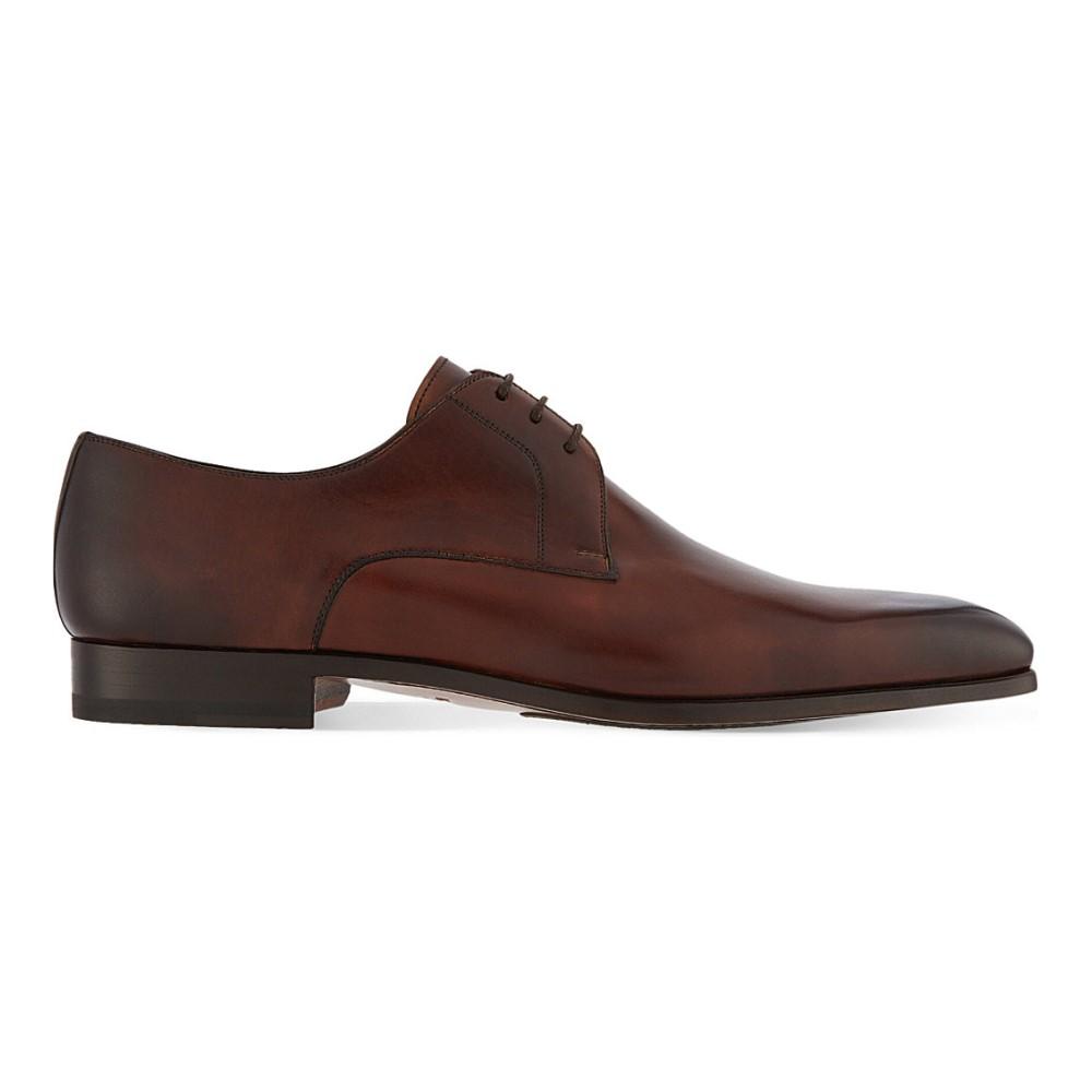 マグナーニ magnanni メンズ シューズ・靴 革靴【derby shoes】Brown