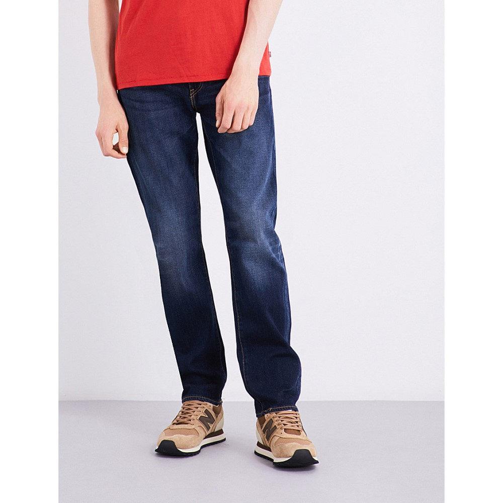 リーバイス levi's メンズ ボトムス ジーンズ【502 regular-fit tapered jeans】City park