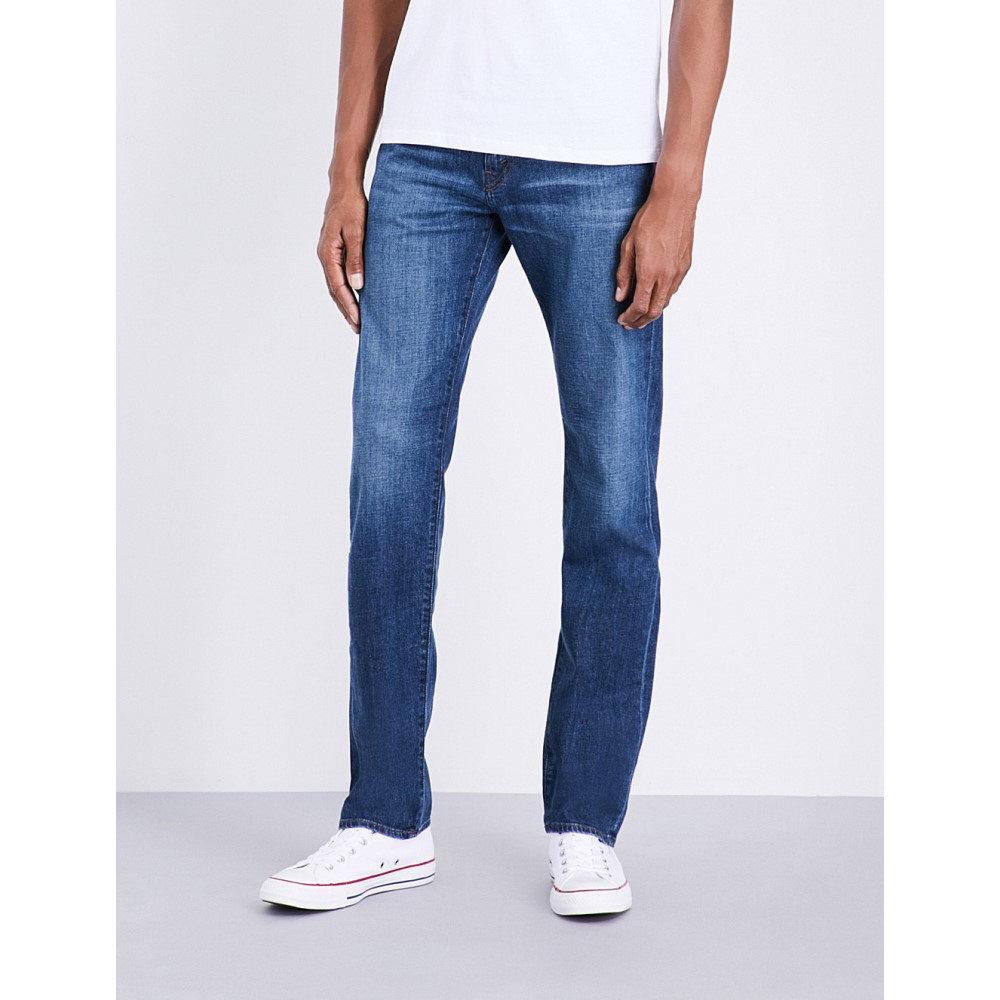 ジェイ ブランド j brand メンズ ボトムス・パンツ ジーンズ・デニム【kane regular-fit straight jeans】Diran