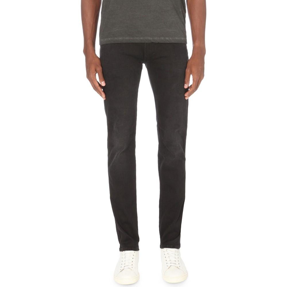 リプレイ メンズ ボトムス・パンツ ジーンズ・デニム【anbass hyperflex slim-fit skinny jeans】Black