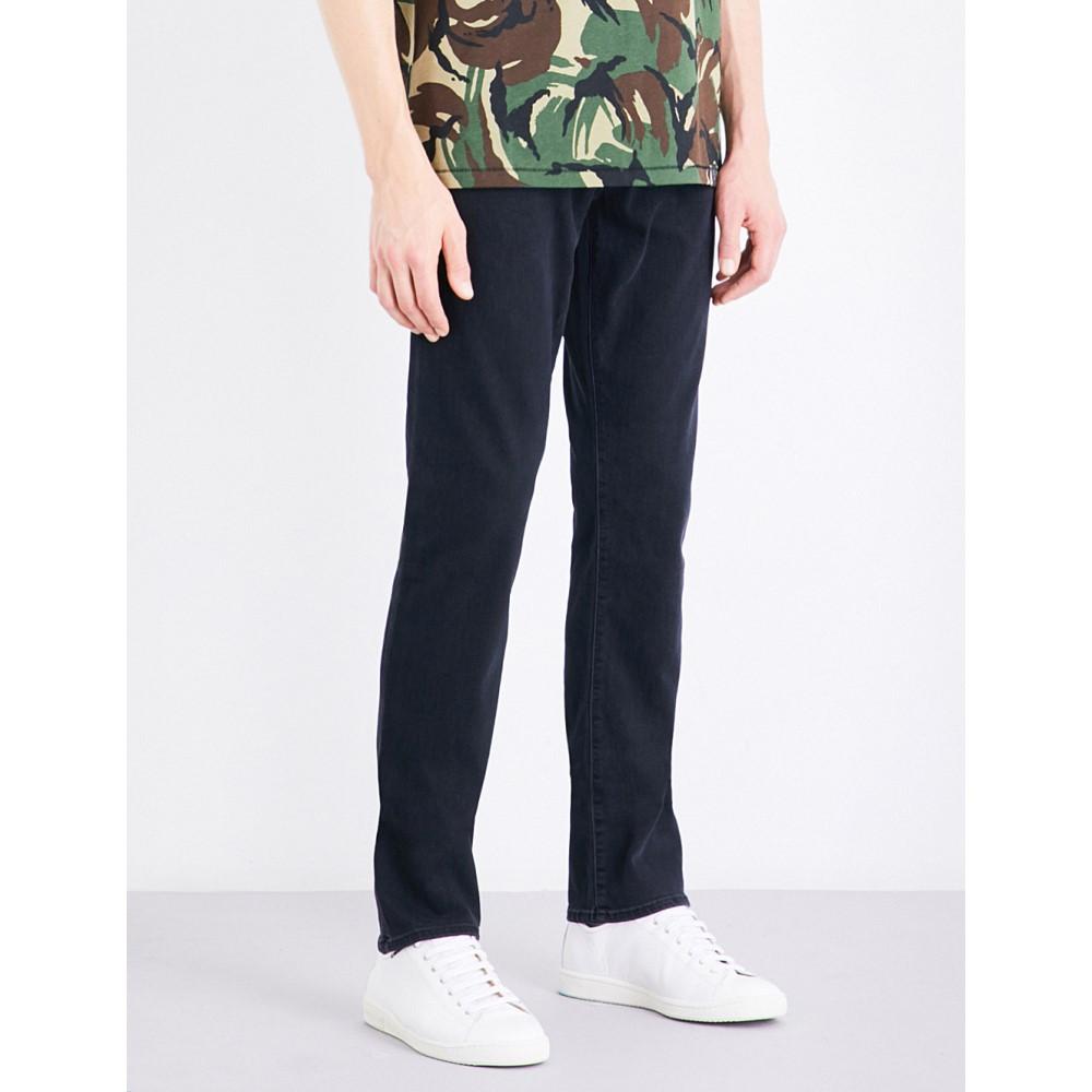 ジェイ ブランド メンズ ボトムス・パンツ ジーンズ・デニム【tyler slim tapered mid-rise jeans】Alpha