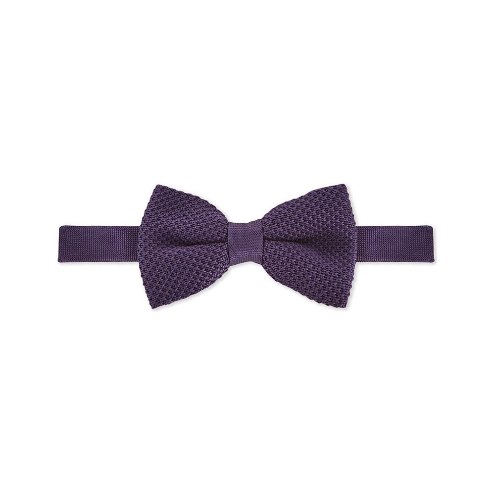 テッドベーカー メンズ 蝶ネクタイ【lombow knitted bowtie】Purple