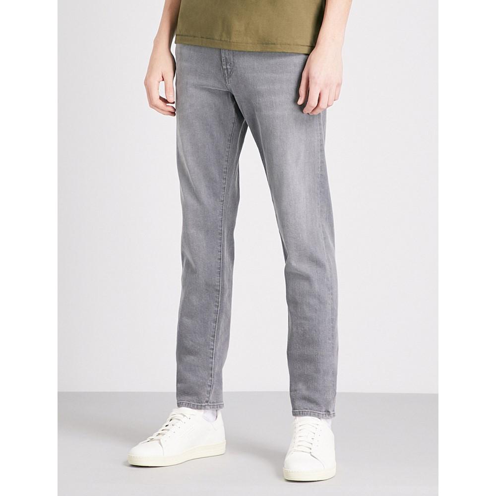 ジェイ ブランド メンズ ボトムス・パンツ ジーンズ・デニム【tyler slim-fit tapered jeans】Luna grey