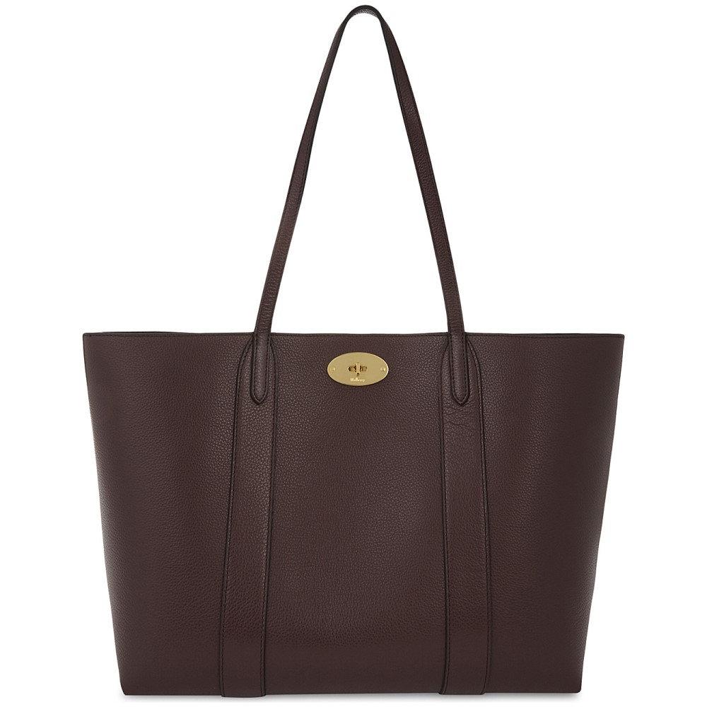 マルベリー レディース バッグ トートバッグ【bayswater leather tote bag】Oxblood