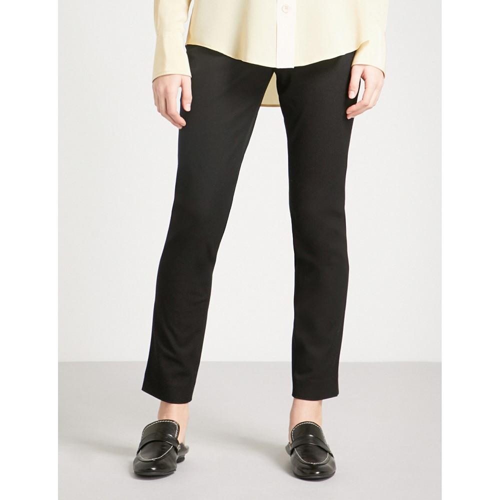 ジョゼフ レディース ボトムス・パンツ【eliston stretch-gabardine trousers】Black